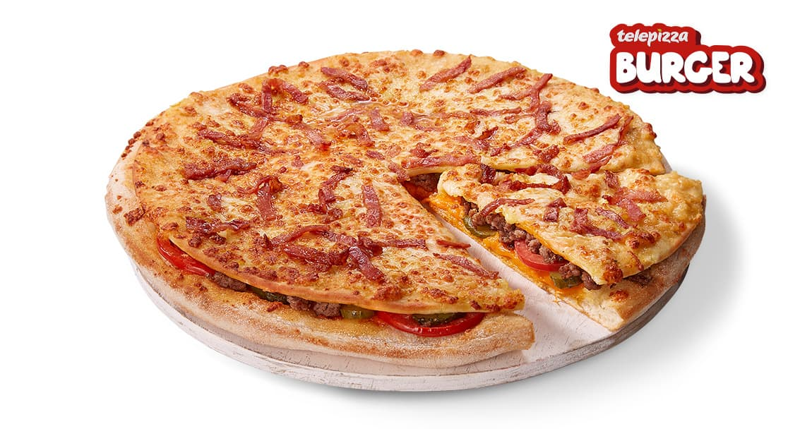 Telepizza Burger