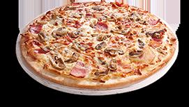 Telepizza Carbonara sin gluten