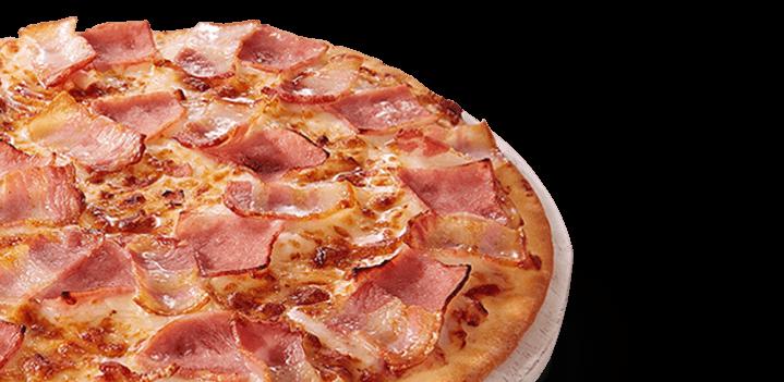 Telepizza York-Bacon sin gluten