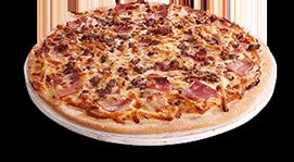 Telepizza Barbacoa sin gluten