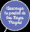 ¡Descarga tu postal de los Reyes Magos!