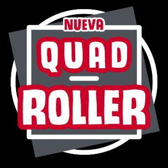 NUEVA Quad Roller. Otra forma de disfrutarla
