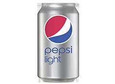 PUSZKA PEPSI LIGHT 0,33L
