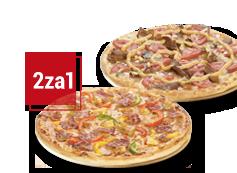 2 pizze w cenie 1