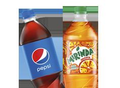 Pepsi 1L za 6,99 zł do zamówienia z pizzą