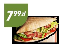 Bocadillo za 7,99 zł do zamówienia z pizzą