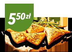 Mini-Calzzone za 5,50 zł do zamówienia z pizzą
