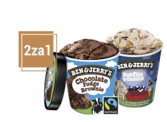 2 lody w cenie 1