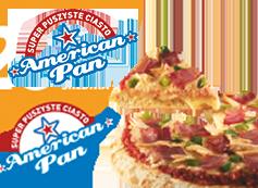 Średnia pizza PAN do 4 skł. za 25,90 zł