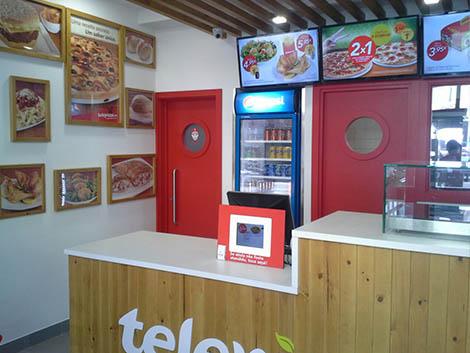 Estabelecimento Telepizza TELHEIRAS