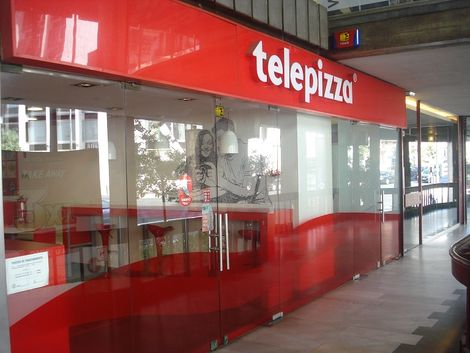 Estabelecimento Telepizza BRAAMCAMP