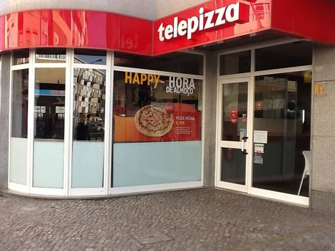 Estabelecimento Telepizza BARREIRO