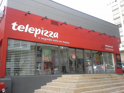 Estabelecimento Telepizza FITARES - TAPADA
