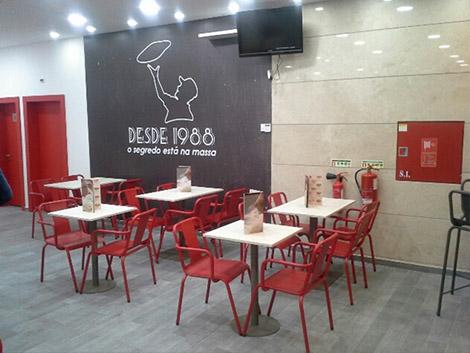 Estabelecimento Telepizza FORTE DA CASA