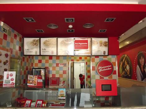 Estabelecimento Telepizza BOAVISTA