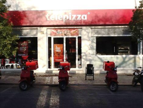 Estabelecimento Telepizza MONTIJO