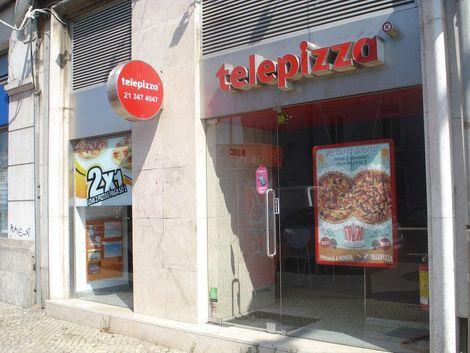 Estabelecimento Telepizza CAIS DO SODRE