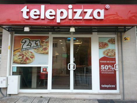 Estabelecimento Telepizza LEIRIA