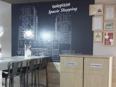 Estabelecimento Telepizza SPACIO SHOPPING