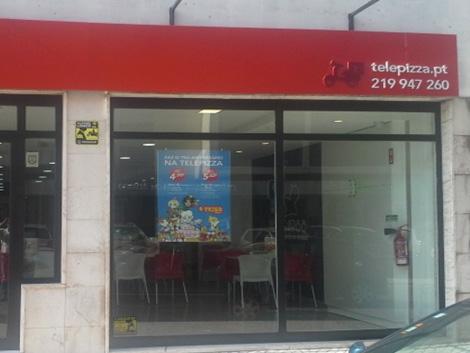 Estabelecimento Telepizza BOBADELA