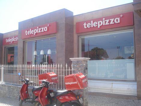 Estabelecimento Telepizza GUIA - CASCAIS
