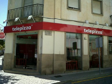 Estabelecimento Telepizza CASTELO BRANCO