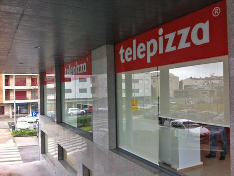 Estabelecimento Telepizza MAIA