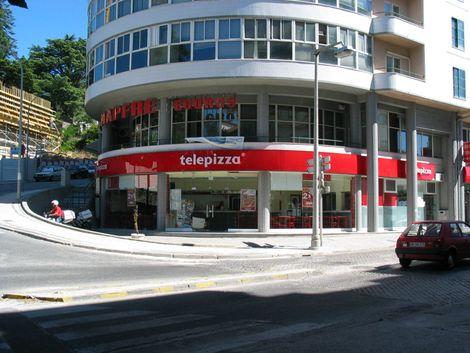 Estabelecimento Telepizza GUARDA