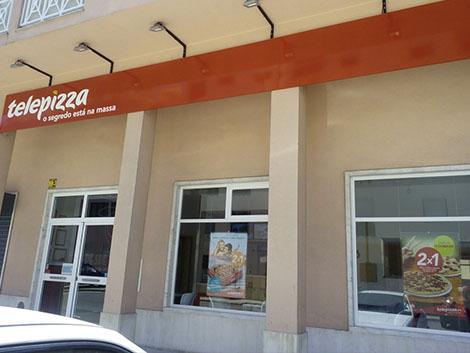 Estabelecimento Telepizza QUINTA DO CONDE