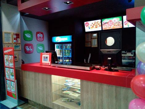 Estabelecimento Telepizza TORRES NOVAS