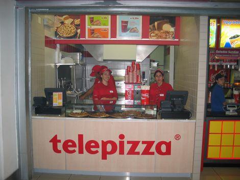 Estabelecimento Telepizza ALVALAXIA