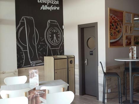 Estabelecimento Telepizza ALBUFEIRA