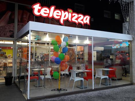 Estabelecimento Telepizza MARINHA GRANDE
