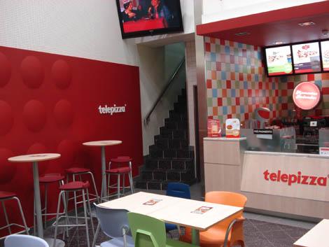 Estabelecimento Telepizza ESPINHO