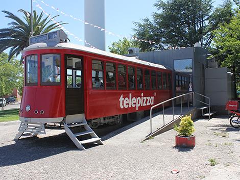 Estabelecimento Telepizza ABRANTES