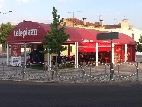 Estabelecimento Telepizza PONTE DE SOR
