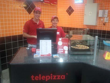 Estabelecimento Telepizza ESTREMOZ