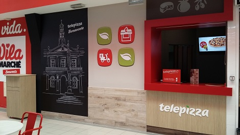 Estabelecimento Telepizza BENAVENTE