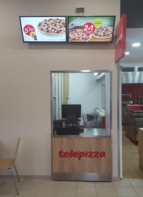 Estabelecimento Telepizza ALCOBACA