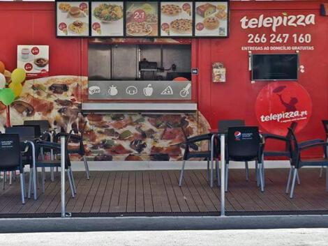 Estabelecimento Telepizza MONTEMOR-O-NOVO