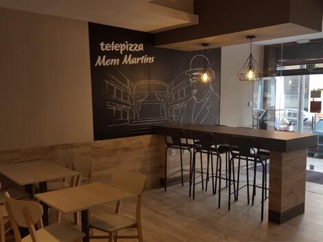 Estabelecimento Telepizza MEM MARTINS