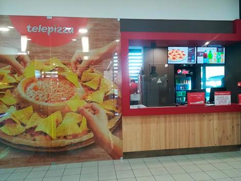 Estabelecimento Telepizza VIALONGA