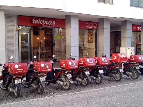Estabelecimento Telepizza ENTRONCAMENTO