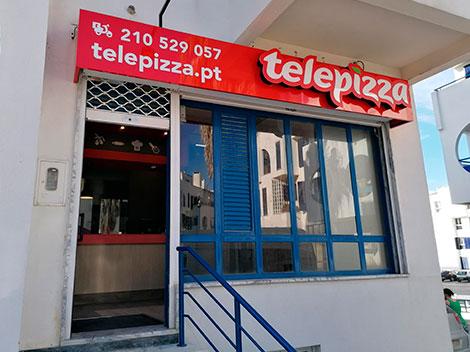 Estabelecimento Telepizza QUINTA DO ANJO