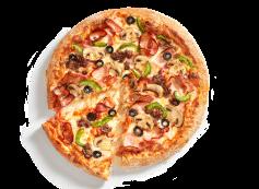 Pizza Especial de Cogumelos