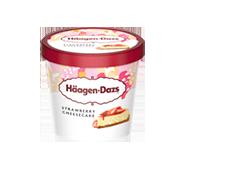 Haagen-Dazs Strawb. Cheesecake