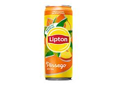 Lata Ice Tea Pessego
