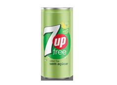 Lata 7UP Free