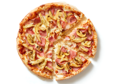 Pizza Barbecue-Cream