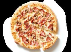 Pizza Carbonara Extra Queijo